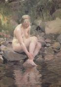 Anders Zorn Dagmar (nn03) oil